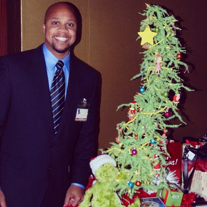 Silent Auction Festival of Trees 2012 Table Captain