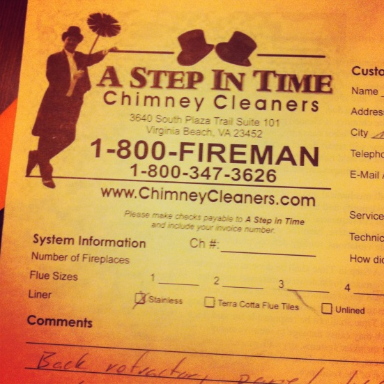 A Step In Time Chimney Cleaners
