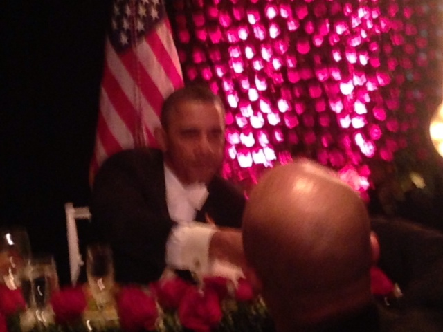 Gridiron Club Dinner President Obama