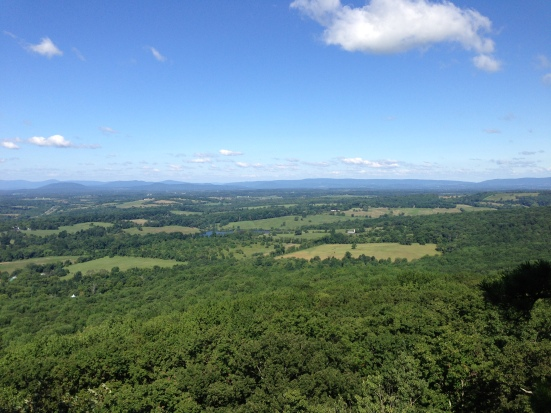 overlook bull run mountain