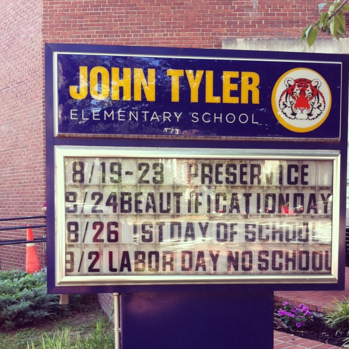 Hands-on DC Beautification Day at Tyler