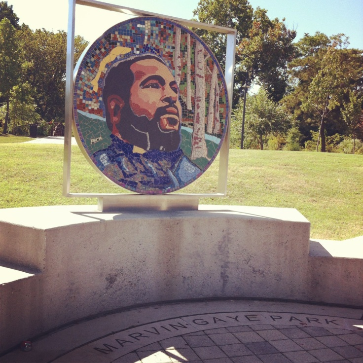 Marvin Gaye Park, DC