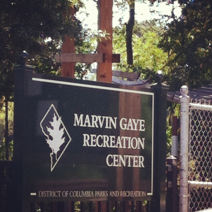 Marvin Gaye Recreation Center, DC