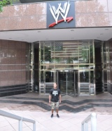 A Visit to WWE Headquarters!!
