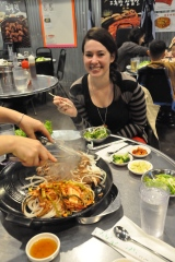 Eat Korean BBQ