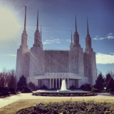 Visit the Mormon Temple in DC