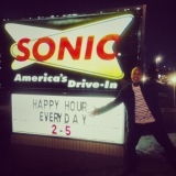 Go to a Sonic