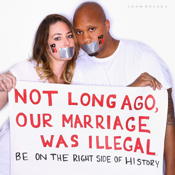 noh8 campaign kris and lyssa not long ago our marriage was illegal
