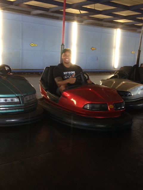 bumper cars kings dominion