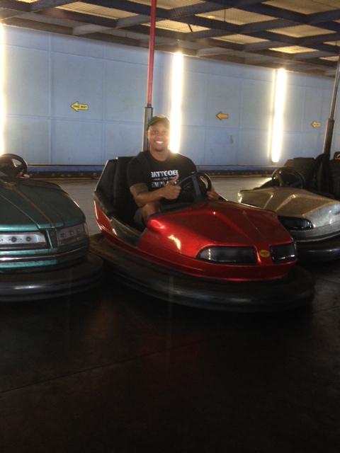 bumper cars kings dominion