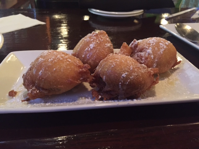 fried oreos from el cactus manassas