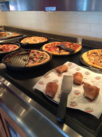 pizza hut buffet manassas