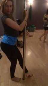 Take Dance Classes Round 2: Pole Dancing
