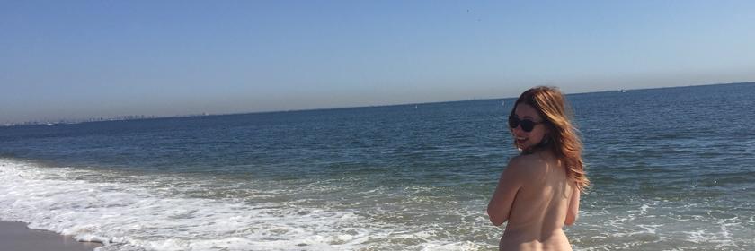 Nude fit beach-7513