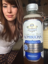 Eat a New Type of Food Every Month: Kombucha