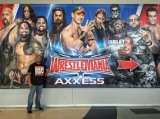 Attend WrestleMania