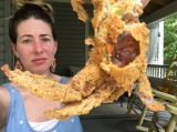 Eat a Soft Shell Crab For the First Time