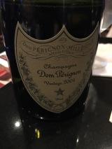 Drink Dom Perignon