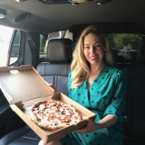 Get a Limo and Eat a Pizza in the Back of it Like Kevin McCallister